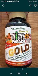 Мультивитамины Animal Parade Gold, 120 шт