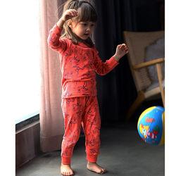 Пижама детская для девочки. Фламинго.