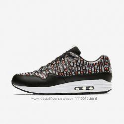 Оригинал, Nike Air Max 1 Just Do It Pack, кроссовки, 875844-009