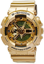 Часы Casio G-Shock GA-110GD-9AER, оригинал