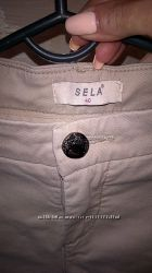 брюки SELA S