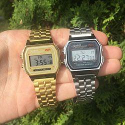Мужские наручные электронные часы CASIO Касио