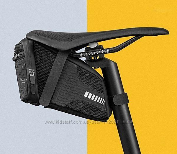 Подседельная сумка RockBros  РокБрос, вело сумка под седло