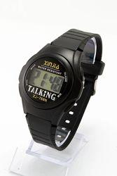 Спортивные наручные говорящие часы Xinjia