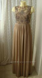 Платье вечернее в пол Lace&Beads р. 42-44 7587