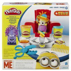 Play-Doh  Minions Disguise lab, посіпаки, міньйони,