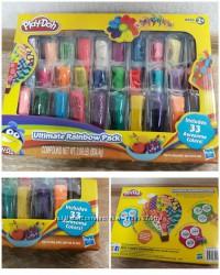 Набір маси для ліплення Play-Doh  33 шт