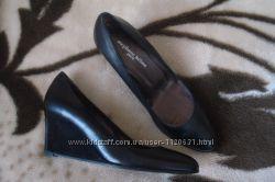 Stephane kelian-франция-брендовые кожаные туфли 100  кожа замш