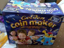 фабрика для шоколадных конфет golden coin maker. Интересное занятие изготов