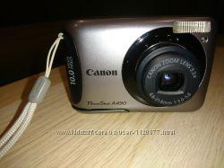 Цифровой фотоаппарат Canon Power Shot A490