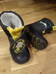 Зимние сапоги-ботинки Lupilu. Размер 24