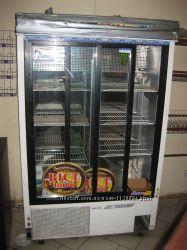 Холодильний  шкаф голд