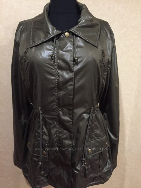 Шикарная брендовая куртка парка. Германия