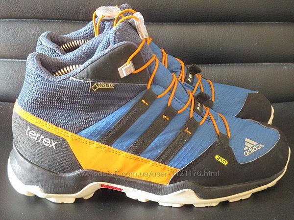 Зимние кроссовки Adidas terrex 210 gore-tex р. 35