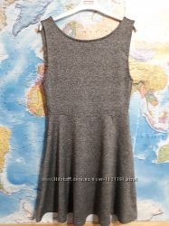 Платье с открытой спиной h&m divided 36-38рр.