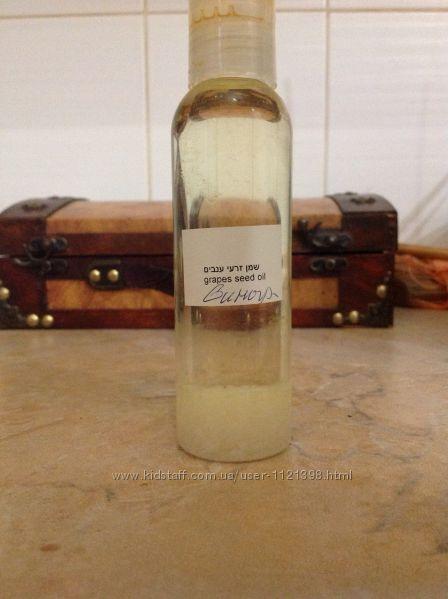 Чистое базовое масло из виноградных косточек, Израиль