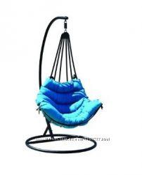 Подвесное кресло качеля из металла Эмма