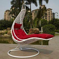 Подвесное кресло лежак Ева