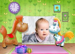 Видео поздравление для малыша на День рождения - много примеров
