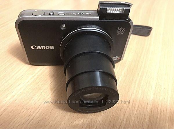 Фотоаппарат Canon PowerShot SX 210 IS