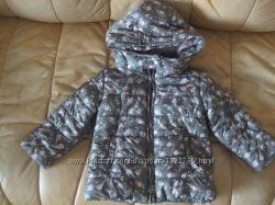 Куртка деми18мес.