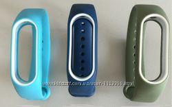 Ремешок Xiaomi, Mi Band 2, разные цвета, ремешок силиконовый