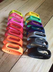 Ремешок фитнес-браслет xiaomi mi band 2 огромный выбор цветов