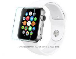 Защитное стекло для  Защитное стекло Apple Watch 38 mm эпл вотч