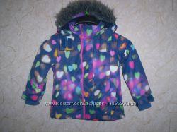 куртка курточка Next для девочки 3-4 г. , 104 см