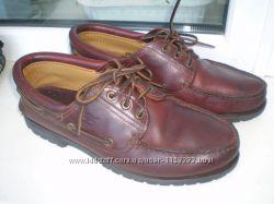 мужские туфли Timberland Gore Tex  стелька 27. 5 подошва 29 см