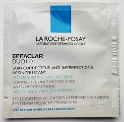 La ROCHE-POSAY EFFACLAR DUO 2мл Ля эффаклар дуо Бесплатно акционный пробник