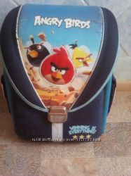 Рюкзак, ранец каркасный СооlForSchool Angry Birds