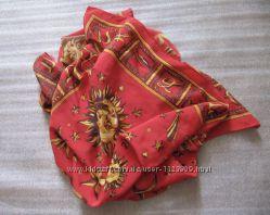 Платок шелковый винтаж Gianni Versace