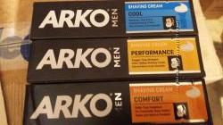 Крем для бритья ARKO MaxCOMFORT 65 гр.