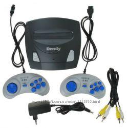 Игровая приставка Dendy Master  195 встроенных игр