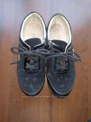 Туфли черные школьные на девочку