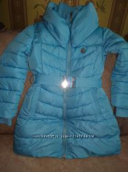 Зимнее пальто на девочку