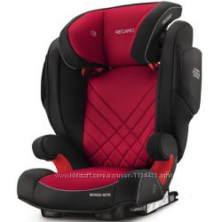 Автокресло RECARO Monza Nova 2 SeatFix Racing Red 2017