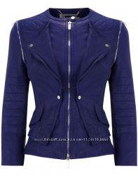 Куртка Жилетка Karen Millen Limited Edition кожа
