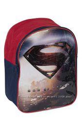 Дошкольный детский рюкзак для мальчика Супермен