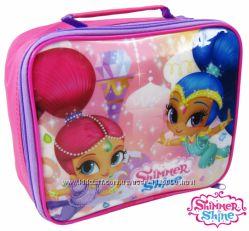 Термосумка для завтраков для девочек Шиммер и Шайн  Shimmer & Shine
