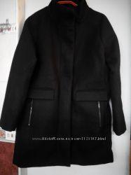 Новое шерстяное пальто Mango