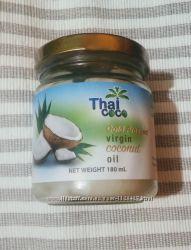 Нерафинированное пищевое кокосовое масло тайланд 180 мл