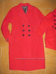 Червоне пальто M&S