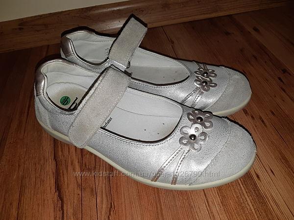 Кожаные туфли Bama