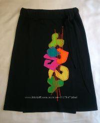MAMATAYOE Испания Яркая красивая юбка с запахом OriginalbranD