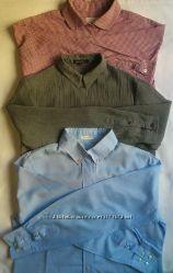 Лот 3 рубашки от брендов MASSIMODUTTI ESPRIT PEDRODELHIERRO Originalbrand