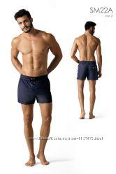 Плавки-шорты мужские польские черные