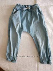 Летние штаны, джинсы на девочку 98-104 см фирменные