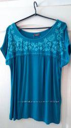 Блуза новая морсrкая волна Yessica L-XL